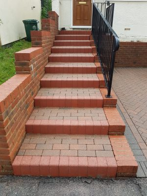 stairs after clean south croydon